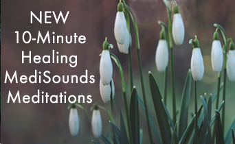 10 minute MediSounds Sound Baths free on Instagram